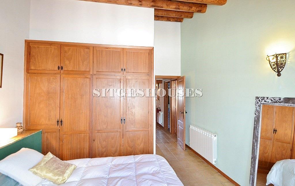 Dormitorio - Casa en alquiler en calle Puigmoltó, Puigmoltó en Sant Pere de Ribes - 126640964