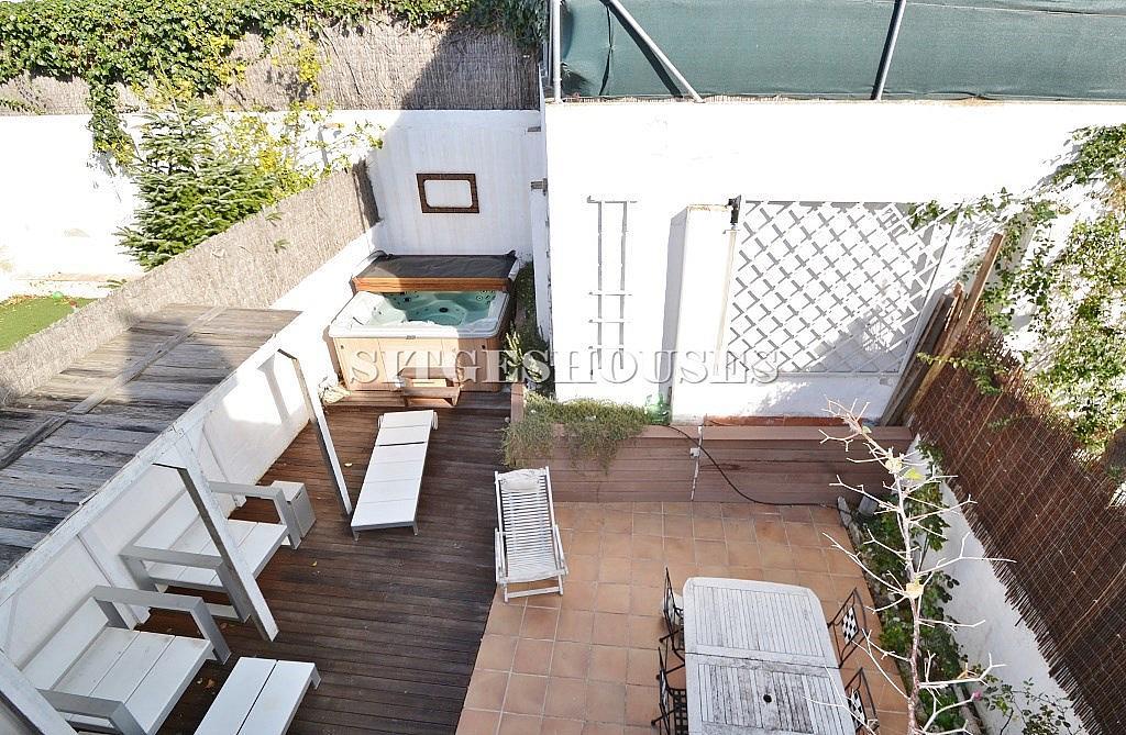 Terraza - Casa en alquiler en calle Puigmoltó, Puigmoltó en Sant Pere de Ribes - 126640967