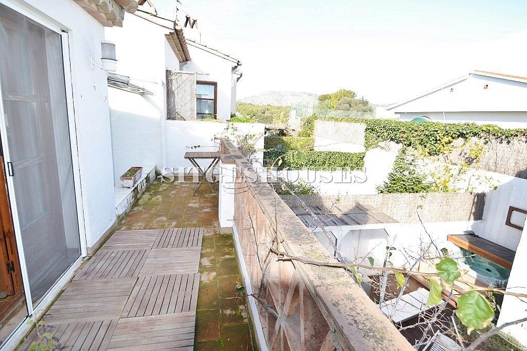 Terraza - Casa en alquiler en calle Puigmoltó, Puigmoltó en Sant Pere de Ribes - 126640969