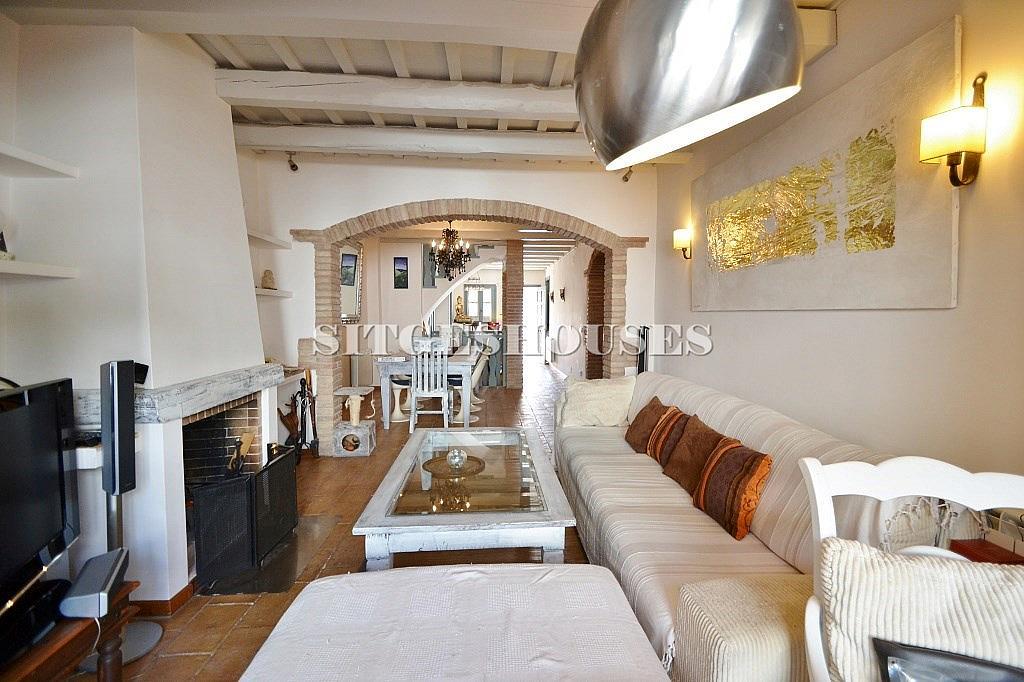 Salón - Casa en alquiler en calle Puigmoltó, Puigmoltó en Sant Pere de Ribes - 126640972