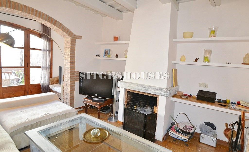 Salón - Casa en alquiler en calle Puigmoltó, Puigmoltó en Sant Pere de Ribes - 126640983