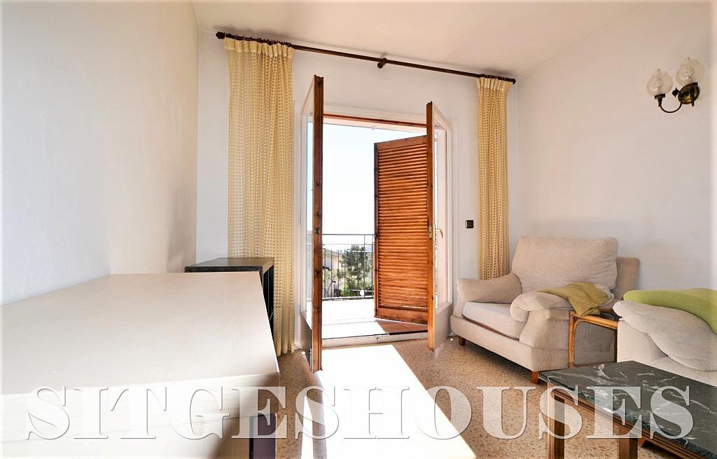 Salón - Piso en alquiler en calle Sardana, Cent en Sitges - 394784321