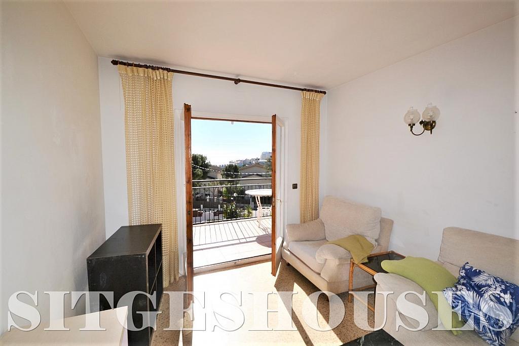 Salón - Piso en alquiler en calle Sardana, Cent en Sitges - 394784322