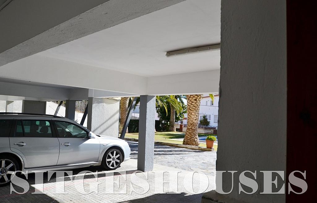 Garaje - Piso en alquiler en calle Sardana, Cent en Sitges - 394784346