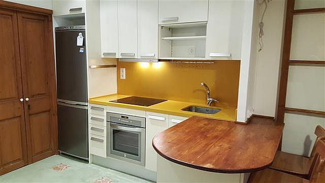 Cocina - Piso en alquiler en calle Enrajolat, Part Alta en Tarragona - 294040360