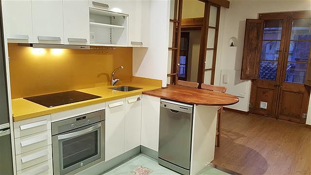 Cocina - Piso en alquiler en calle Enrajolat, Part Alta en Tarragona - 294040364