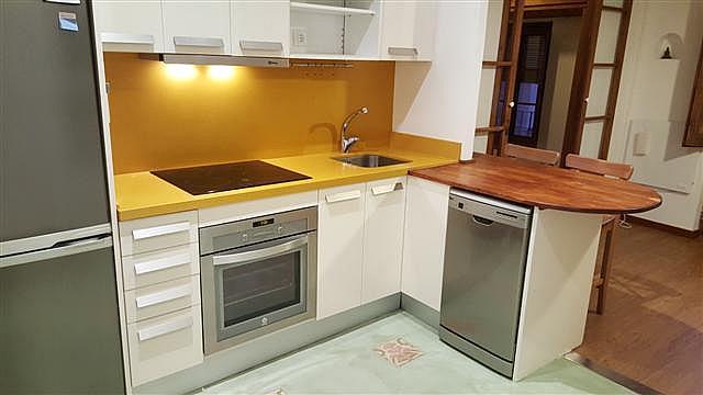 Cocina - Piso en alquiler en calle Enrajolat, Part Alta en Tarragona - 294040365