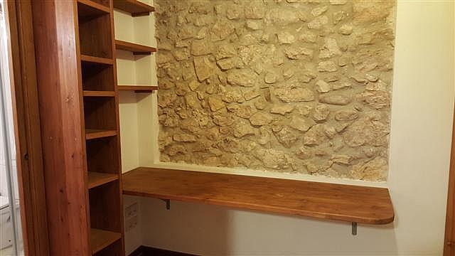 Dormitorio - Piso en alquiler en calle Enrajolat, Part Alta en Tarragona - 294040467