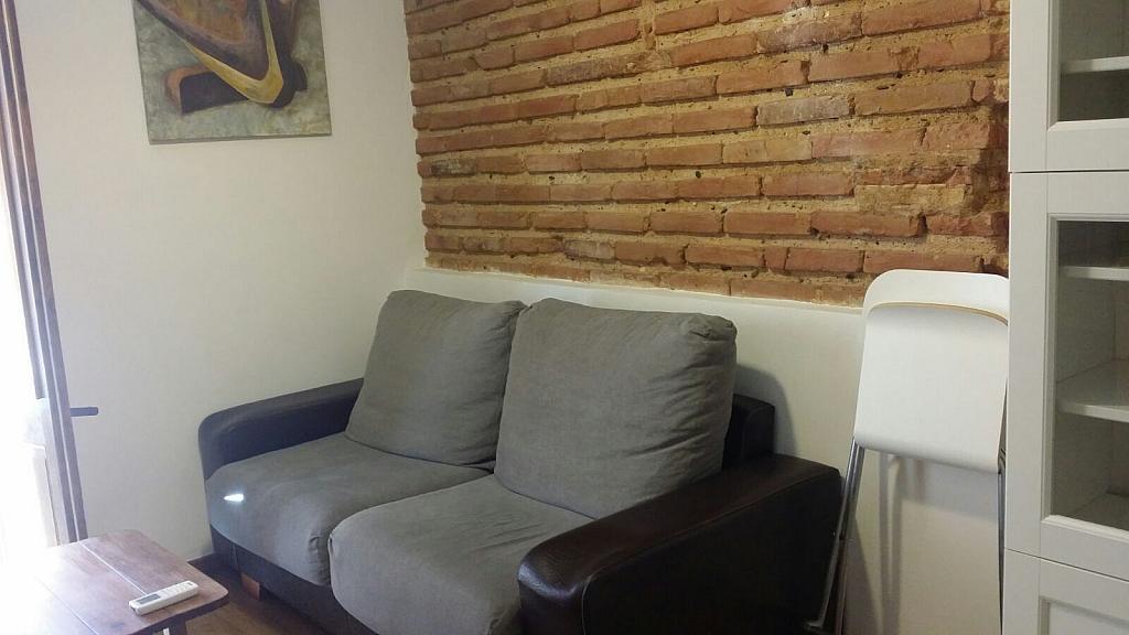 Comedor - Piso en alquiler en calle Enrajolat, Part Alta en Tarragona - 332687182
