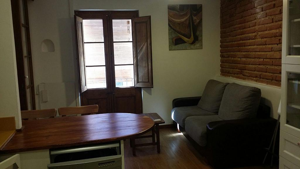 Comedor - Piso en alquiler en calle Enrajolat, Part Alta en Tarragona - 332687185