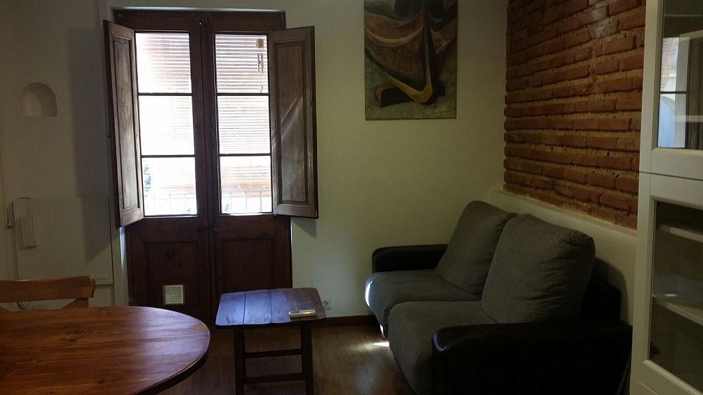Comedor - Piso en alquiler en calle Enrajolat, Part Alta en Tarragona - 332687199