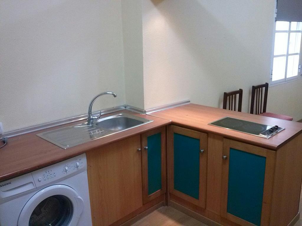 Apartamento en alquiler en calle Juan Mórrison, Casco Antiguo en Algeciras - 348620805