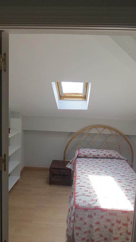 Dormitorio - Piso en alquiler en calle Jardinillos de San Roque, Segovia - 313866469