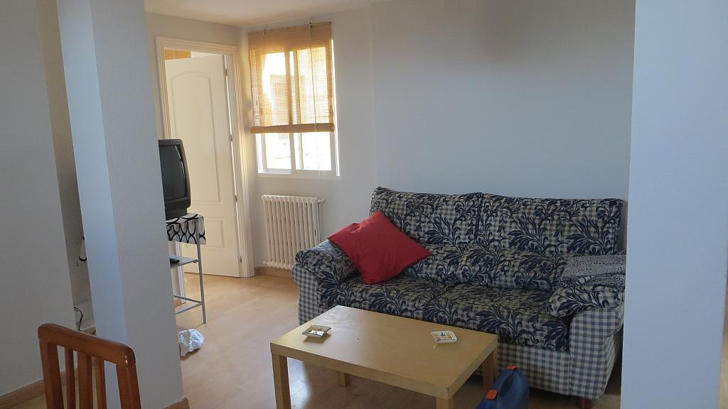 Salón - Piso en alquiler en calle Jardinillos de San Roque, Segovia - 313866472