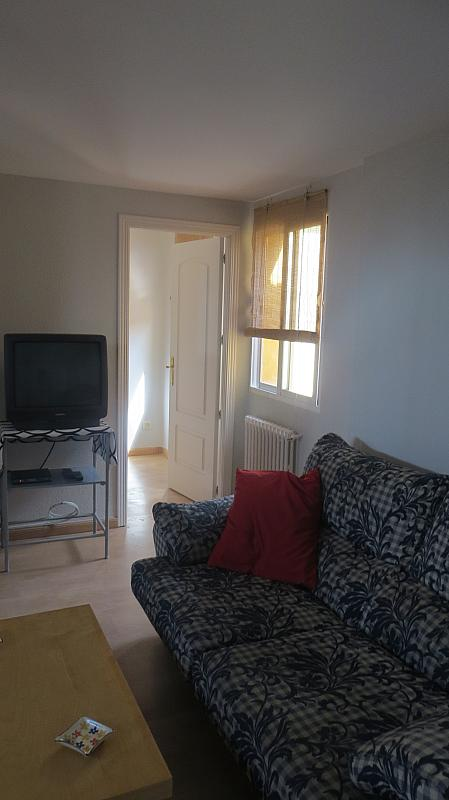 Salón - Piso en alquiler en calle Jardinillos de San Roque, Segovia - 313866655