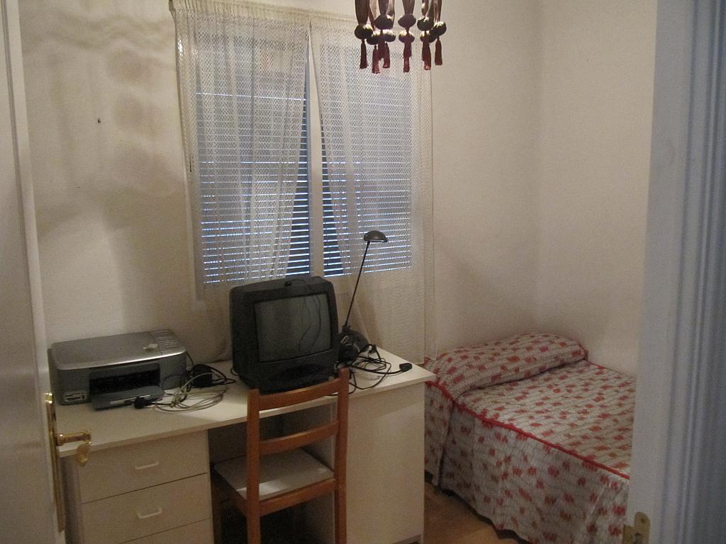 Dormitorio - Piso en alquiler en calle Jardinillos de San Roque, Segovia - 313866885