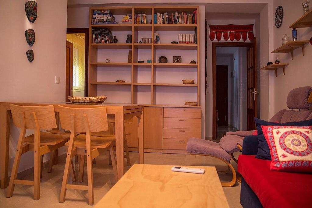 Salón - Piso en alquiler en calle Miguel de Cervantes, Vejer de la Frontera - 312585741