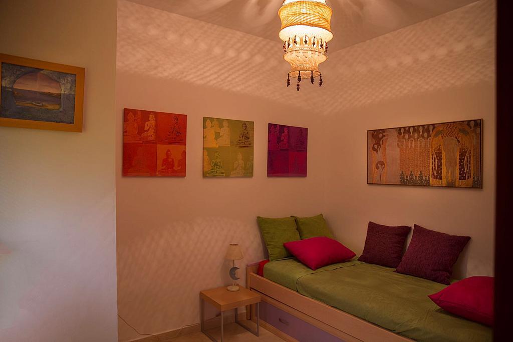 Dormitorio - Piso en alquiler en calle Miguel de Cervantes, Vejer de la Frontera - 312585782
