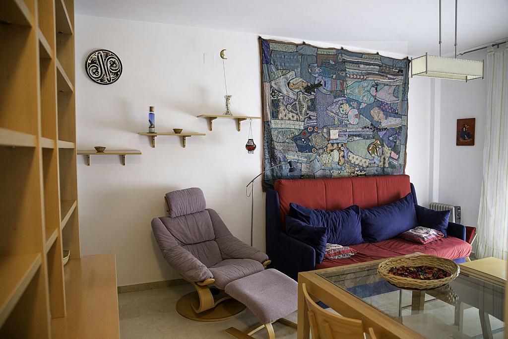 Salón - Piso en alquiler en calle Miguel de Cervantes, Vejer de la Frontera - 312585818