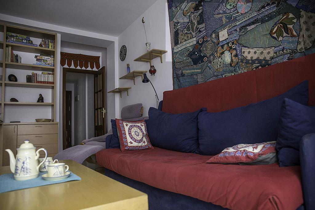 Salón - Piso en alquiler en calle Miguel de Cervantes, Vejer de la Frontera - 312585877