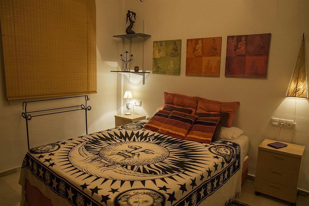 Dormitorio - Piso en alquiler en calle Miguel de Cervantes, Vejer de la Frontera - 312585885