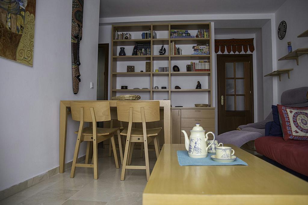 Salón - Piso en alquiler en calle Miguel de Cervantes, Vejer de la Frontera - 312585941