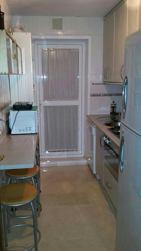 Cocina - Piso en alquiler en calle Miguel de Cervantes, Vejer de la Frontera - 312586038