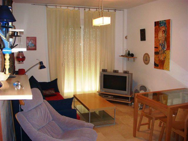 Salón - Piso en alquiler en calle Miguel de Cervantes, Vejer de la Frontera - 80429491