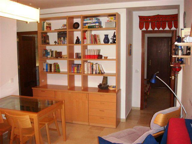 Salón - Piso en alquiler en calle Miguel de Cervantes, Vejer de la Frontera - 80429494