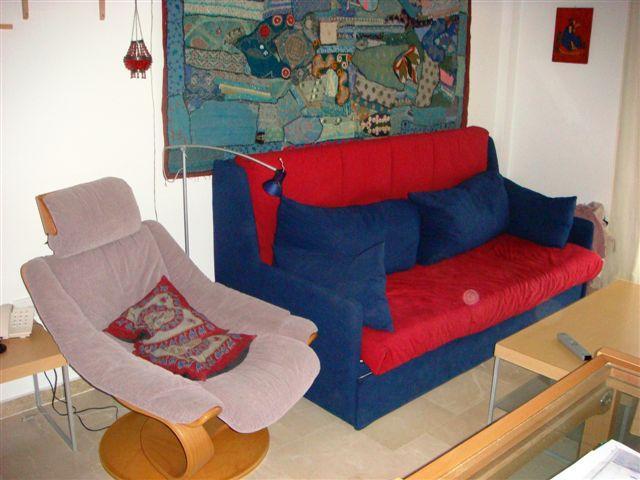 Salón - Piso en alquiler en calle Miguel de Cervantes, Vejer de la Frontera - 80429500