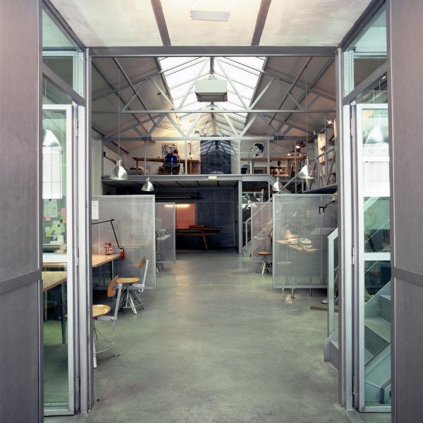 Vestíbulo - Despacho en alquiler en calle Don Quijote, Cuatro Caminos en Madrid - 80731537