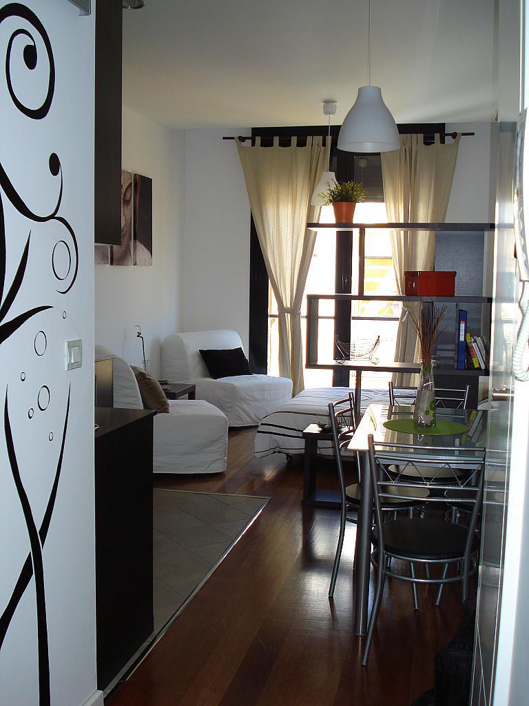 Dormitorio - Estudio en alquiler de temporada en calle Abad Najera, Casco Antiguo - Santa Cruz en Alicante/Alacant - 133128867
