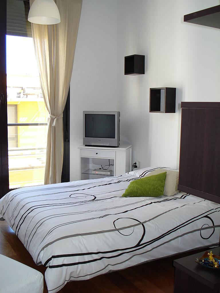 Dormitorio - Estudio en alquiler de temporada en calle Abad Najera, Casco Antiguo - Santa Cruz en Alicante/Alacant - 133128870