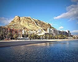 Detalles - Estudio en alquiler de temporada en calle Abad Najera, Casco Antiguo - Santa Cruz en Alicante/Alacant - 321249123