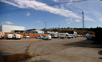 Vistas - Parking en alquiler en calle Santa Catalina, Entrevías en Madrid - 178302999