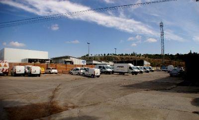 Vistas - Parking en alquiler en calle Santa Catalina, Entrevías en Madrid - 123168269