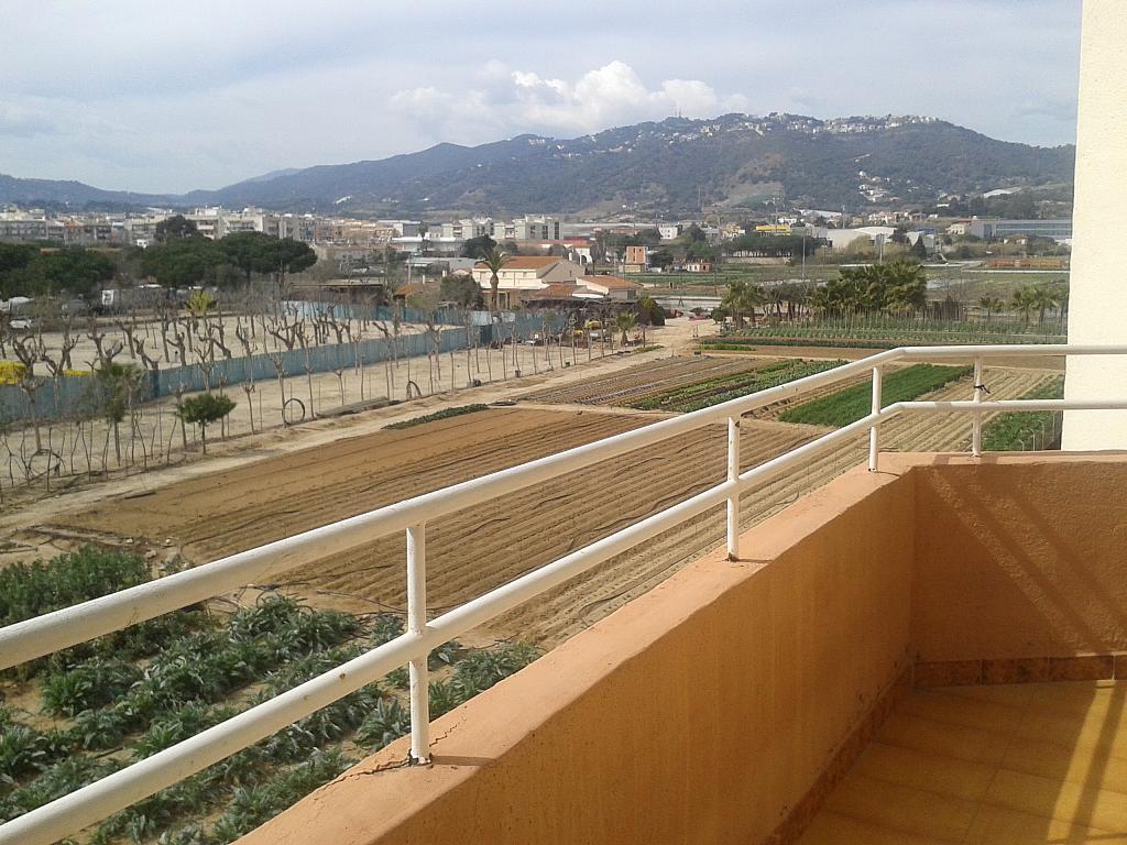 Balcón - Apartamento en venta en calle Camos, Pineda de Mar - 328019247
