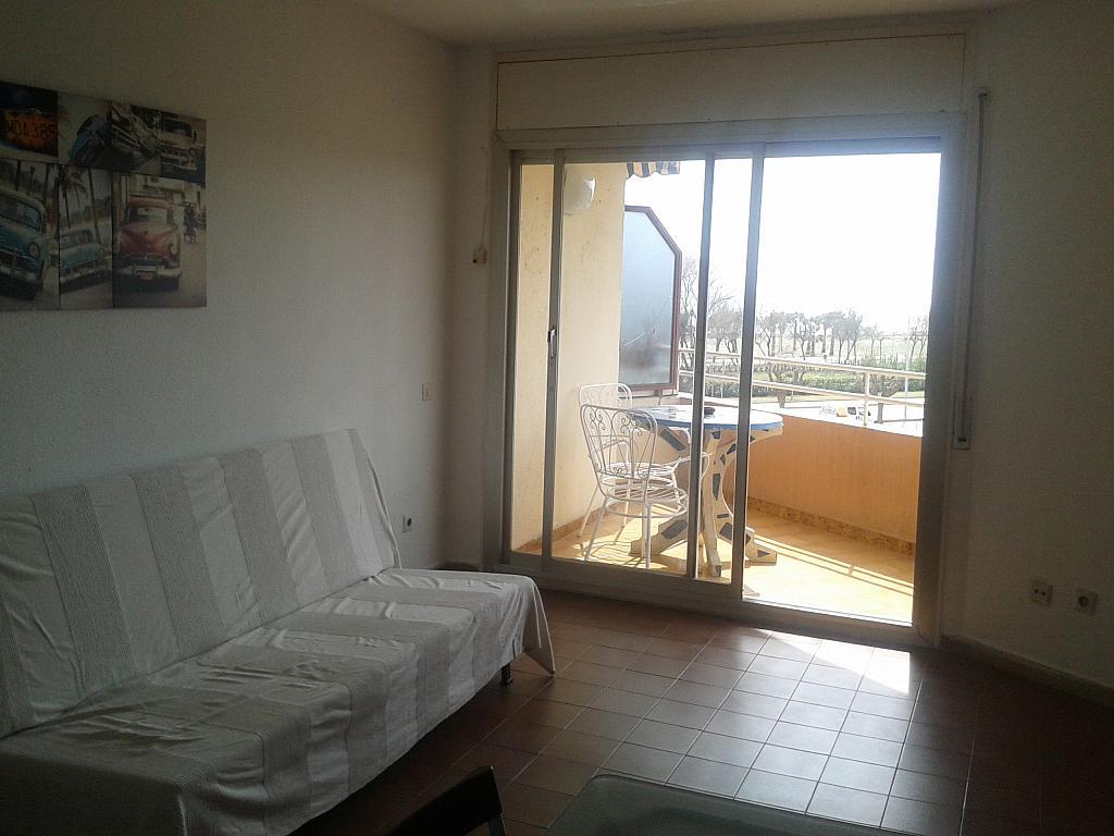 Salón - Apartamento en venta en calle Camos, Pineda de Mar - 328019277