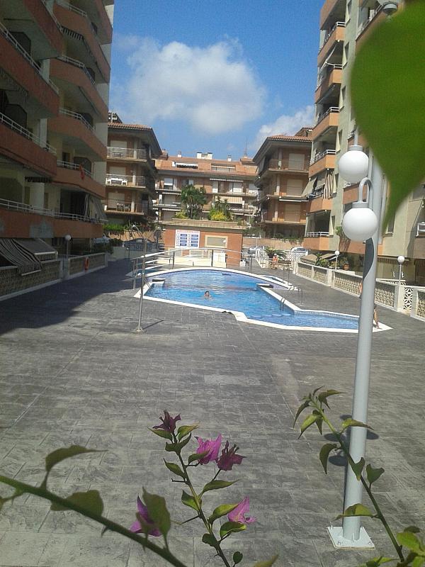 Piscina - Apartamento en venta en calle Camos, Pineda de Mar - 328019679