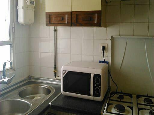 Cocina - Piso en alquiler en calle San Vicente de Paúl, Zona Ronda de Triana en Sevilla - 304359600