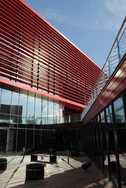 Patio - Oficina en alquiler en calle Platino, Sevilla - 86060190