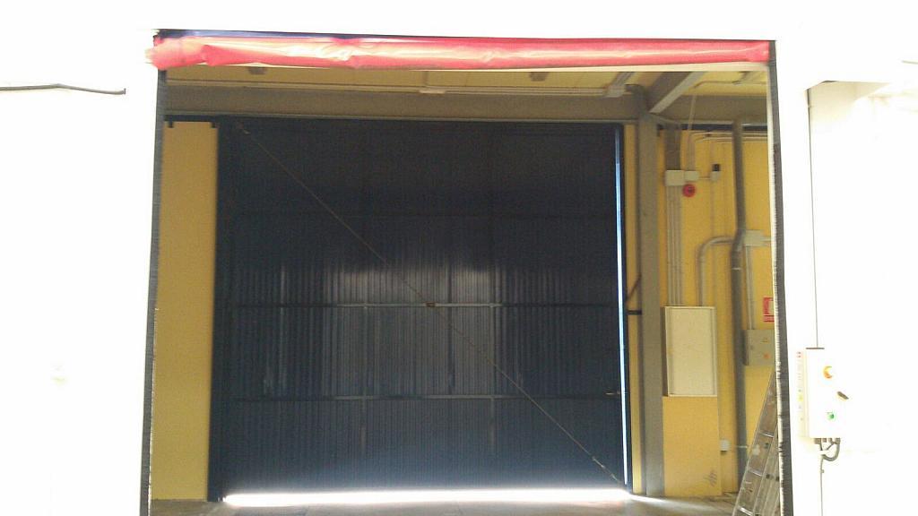 Fachada - Nave industrial en alquiler en calle Doña Ana, Alhaurín de la Torre - 312919507