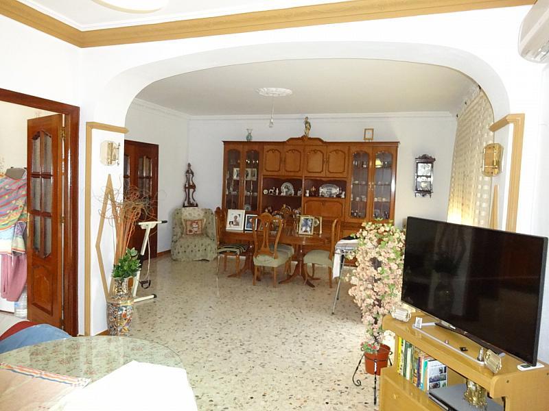 Salón - Casa en alquiler en calle De Sevilla, Tocina - 133765352