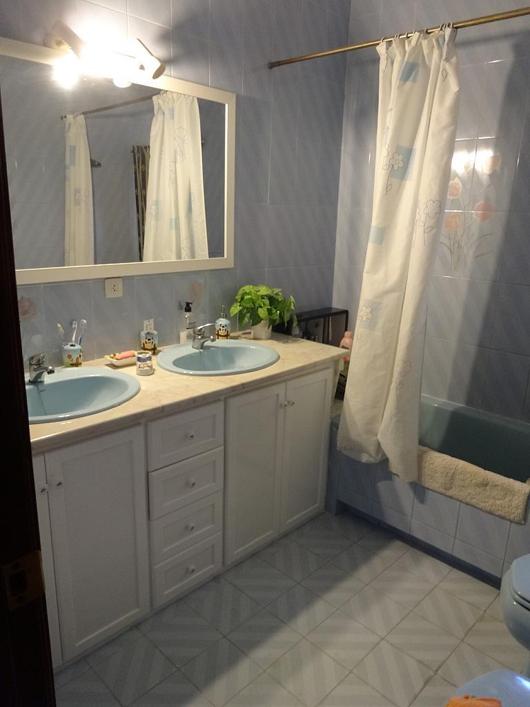 Baño - Casa en alquiler en calle De Sevilla, Tocina - 133765361