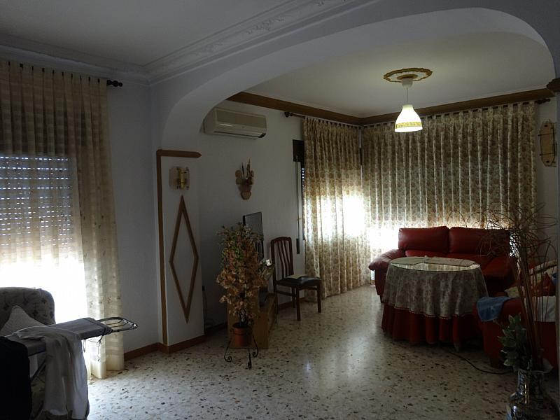 Salón - Casa en alquiler en calle De Sevilla, Tocina - 133765563
