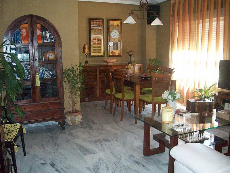 Salón - Piso en alquiler en calle Flor de Albahaca, Este - Alcosa - Torreblanca en Sevilla - 127521336