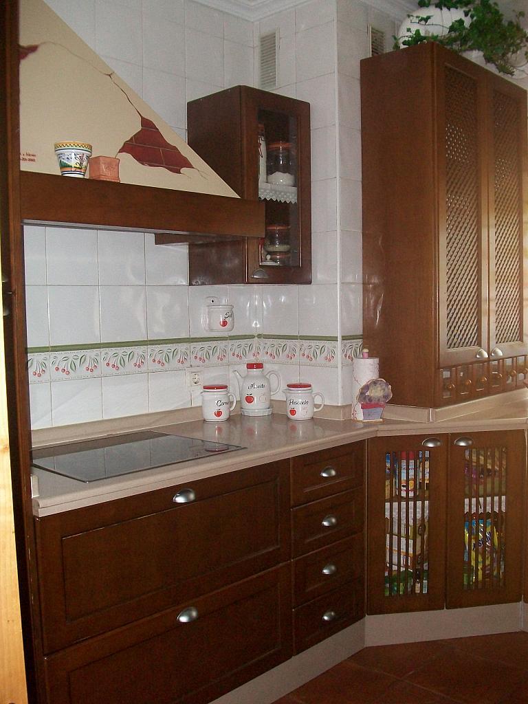 Cocina - Piso en alquiler en calle Flor de Albahaca, Este - Alcosa - Torreblanca en Sevilla - 127521443