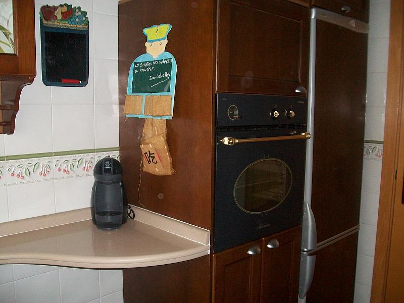 Cocina - Piso en alquiler en calle Flor de Albahaca, Este - Alcosa - Torreblanca en Sevilla - 127521457