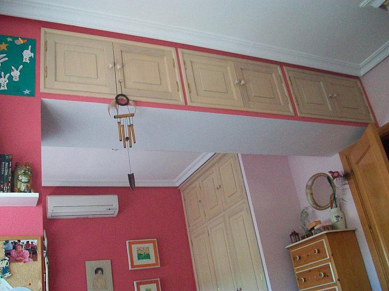 Dormitorio - Piso en alquiler en calle Flor de Albahaca, Este - Alcosa - Torreblanca en Sevilla - 127521558