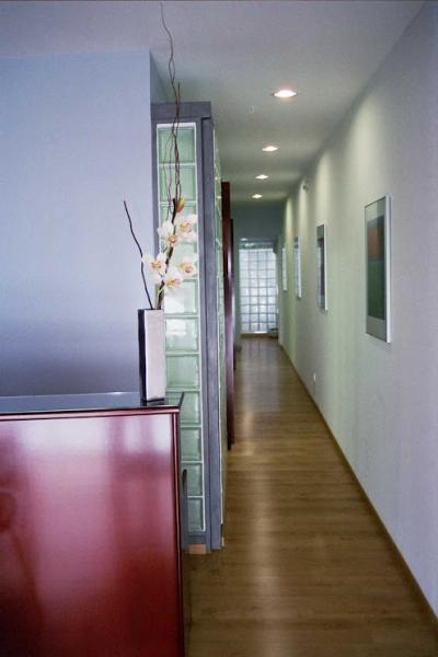 Vestíbulo - Local comercial en alquiler en calle Angel Guimera, Centre en Sabadell - 90437583